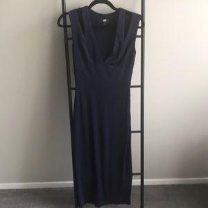 ABS Allen Schwartz Jude Cut Out Sheath Dress